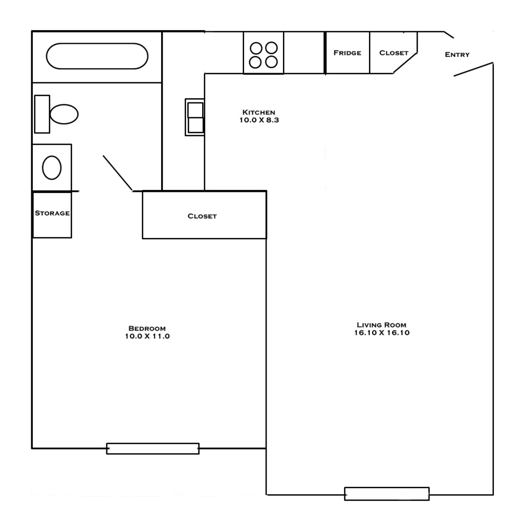 hc2-1-bedroom